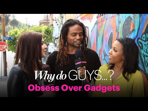 Why Do Guys Obsess Over Their Toys and Gadgets?