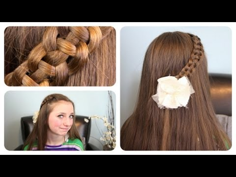 "4-Strand ""Slide-Up"" Braid 