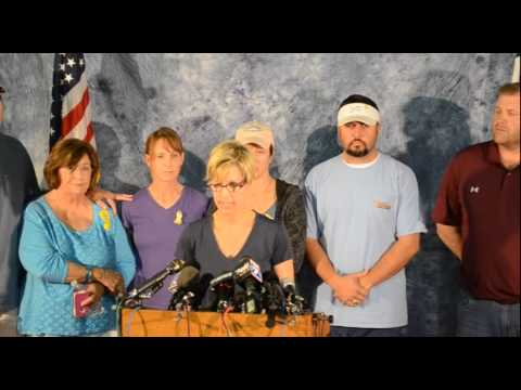Families of the Wimberley Flood Victims