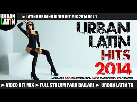 LATINO URBANO 2014 VOL.1 ► VIDEO HIT MIX ► MERENGUE, BACHATA, REGGAETON, SALSA:  Download:► http://itunes.apple.com/us/album/urban-latin-hits-2014-latino/id785002049Tracklist see iTunes Link!Licence request: Urban Latin Recordshttp://www.urbanlatinrecords.com URBAN LATIN TV ► OFFICIAL LATIN VIDEO HIT MIX ! ► FULL STREAMING !!!URBAN LATIN TV:► LATIN HIT 2015, Salsa 2015, Bachata 2015, Reggaeton 2015, Kuduro 2015, Zumba 2015,Latin Club Hits 2015, Merengue 2015, Mambo, Cubaton 2015, Twerk 2015► Salsa, Bachata, Reggaeton, Kuduro, Urban Latin, Merengue, Mambo, CubatonUrban Latin Records, the sucessfull independent LATIN is a division of KIWI Distributions & Publishing GmbH. With more than 250 signed artists worldwide, one of the most powerfull independent latin label with more than 500'000 sold CDs and nearly 100 CD releases a year!  We have more than 20 years of music and distribution experience. URBAN LATIN RECORDS has developed a music publishing and licensing platform to maximize the value of the copyrights. URBAN LATIN RECORDS owns the worldwide licensing and publishing rights for most of the artists. URBAN LATIN RECORDS offers licenses for compilations, commercial productions, films and television. URBAN LATIN RECORDS gives a worldwide presence to  songs and uses the same high energy in a way that only independents can!► Billboard End Year Charts 2013: Urban Latin Records is No.4 of the most important Latin Label !► URBAN LATIN RECORDS most important artists :Angeles De La Bachata, B&V, Nando Pro, Blad MC, Candyman, Chacal Y Yakarta, El Chacal, Chocolate MC, Clon Latino, Crossfire, DpuntoD, Los Desiguales, DJ Papi Electric, Don Latino, Dr. Bellido, El Yonki, El Medico, El Unico, Eminencia Clasica, Este Habana, Gente De Zona, Grupo Extra, Haila, Insurrecto, Jacob Forever, Jessee Suarez, Kola Loka, Lucenzo, Lady E, Los Presidentez, La Sociedad, LKM, Los 4, Los Jefes, Miss EvElyn, Osmani Garcia, Principes De La Bachata, Senor Bachata, Silega Y Joe, Vilsy, Yandar Y Yos
