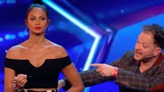 Video He Blows Judges' Minds Away With String and Alphabet Spaghetti!   Week 7   Britain's Got Talent 2017 MP3, 3GP, MP4, WEBM, AVI, FLV Agustus 2018