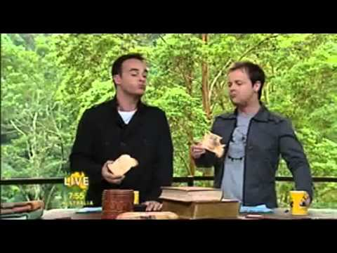 I'm a celebrity 2007 – Ant and Dec funny moments part 1