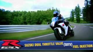 2. 2011 Suzuki GSX-R750 Walkaround