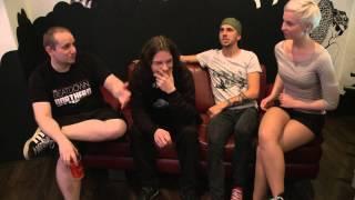 Video Rock Café - sedmé narozeniny (rozhovor)