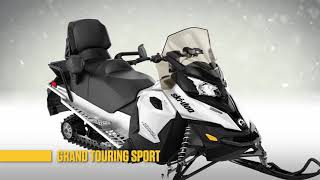 2. New 2018 Ski-Doo Grand Touring SE Snowmobile for sale near St. Louis & Columbia, MO