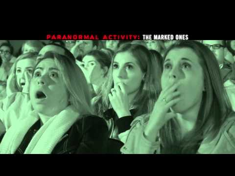 Paranormal Activity: The Marked Ones (TV Spot 'US Screening')