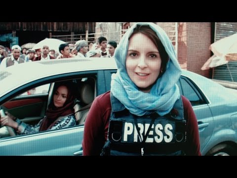 Whiskey Tango Foxtrot Official Trailer Starring Tina Fey and Margot