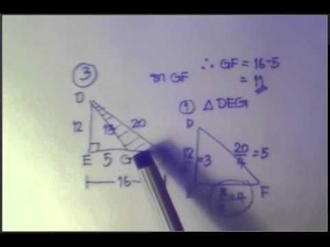 ทฤษฎีบทพีทาโกรัส ตอนที่ 2 PART 3