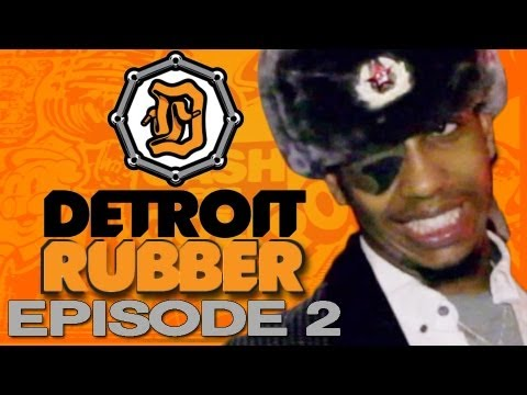 Detroit Rubber Ep. 2 of 6 – Party in the D