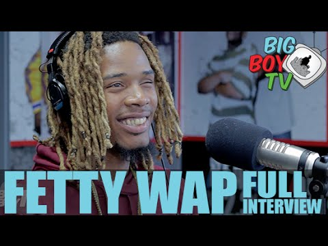 """Fetty Wap Chats About """"Trap Queen"""", Taylor Swift, And More! (Full Interview) 