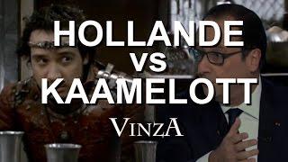 HOLLANDE VS KAAMELOTT - YouTube