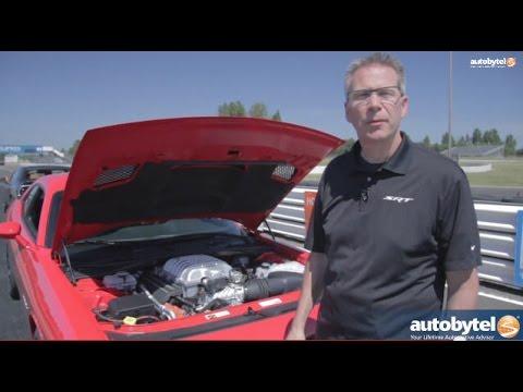 2015 Dodge Challenger SRT Hellcat Walkaround Video Review
