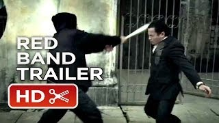 The Raid 2: Berandal Official Red Band Trailer #1 (2013) Crime-Thriller HD