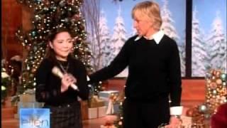 Charice @ the Ellen Degeneres Show 12082007