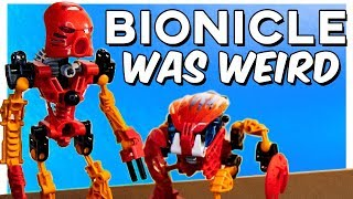 Video Bionicle Was Weird | Billiam MP3, 3GP, MP4, WEBM, AVI, FLV Oktober 2018
