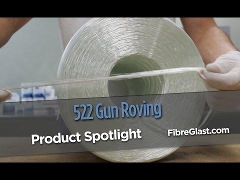 522 Gun Roving