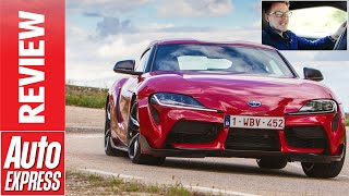 New 2019 Toyota Supra review - more than just a BMW Z4 in disguise? by Auto Express