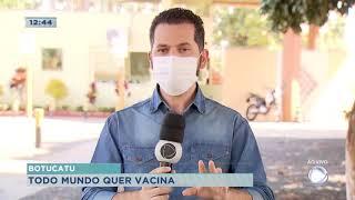 Prefeitura de Botucatu ainda não definiu data de vacinação em massa