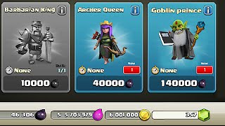 Video Clash Of Clans - NEW DARK HERO??? Goblin Prince (Hidden character!?!) MP3, 3GP, MP4, WEBM, AVI, FLV Oktober 2017
