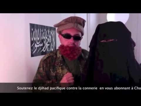 charmouta - Abdelkader ben Charmouta (alias Steven le Troudec'h), de retour du Jihad, vous propose une séance de lecture du Coran avec la délicieuse Rachida.