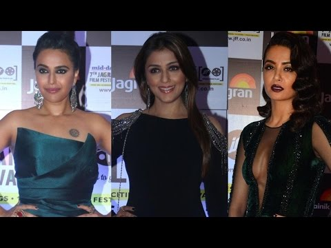 Video UNCUT - Mid Day 7th Jagran Film Festival Awards Night | Swara Bhaskar & Suvreen Chawla download in MP3, 3GP, MP4, WEBM, AVI, FLV January 2017