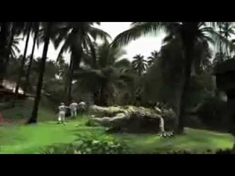Dinocroc vs Supergator (2010) - Trailer