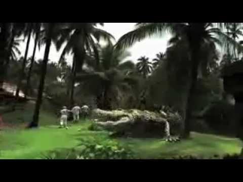 Video Dinocroc vs Supergator (2010) - Trailer download in MP3, 3GP, MP4, WEBM, AVI, FLV January 2017