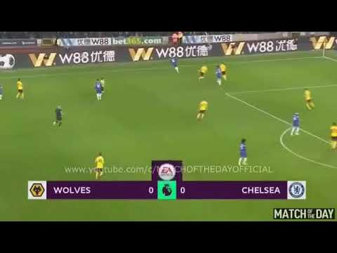 Wolves vs Chelsea 2-1 All goals Highlight 5/11/2018 subscribe