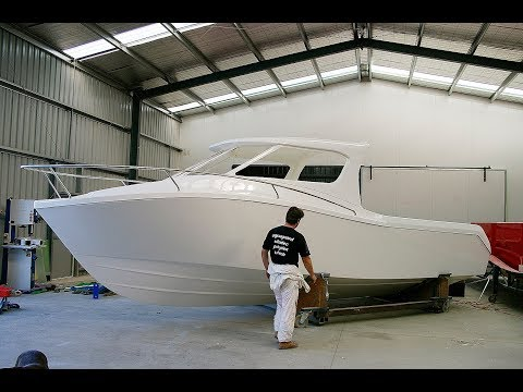 Veitch Boats 27ft Hardtop