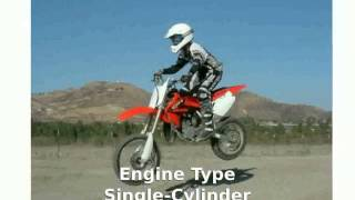 1. 2005 Honda CR 85R Expert Details and Specification - cherirada