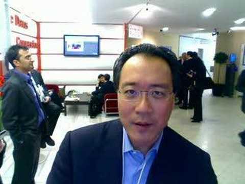 Yo Yo Ma answers The Davos Question