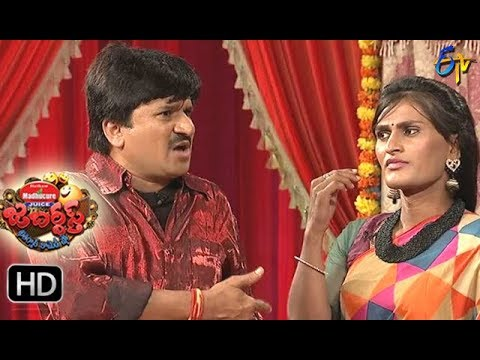 Rocket Raghava Performance | Jabardasth| 2nd November 2017