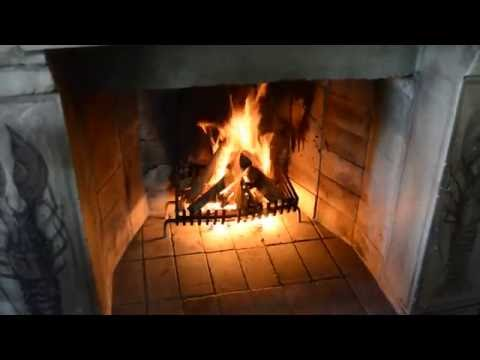 Fire Place Background Music |  HospitalityHedonist | 96 Winery Road