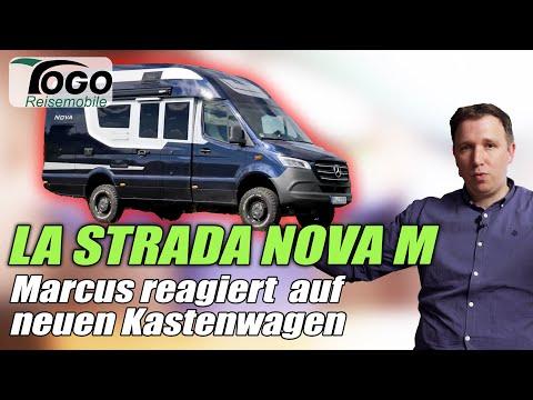 🔥Edel Wohnmobil Mercedes Sprinter 💥La Strada Nova M 2021 | TOGO REISEMOBILE