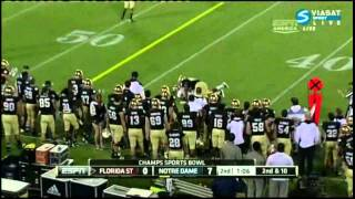 EJ Manuel vs Notre Dame (2011)