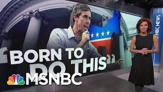 After Months Of Anticipation, Beto O'Rourke Enters 2020 Race | Velshi & Ruhle | MSNBC
