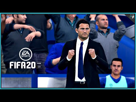 FIFA 20 Demo - My First Match / Chelsea vs Liverpool | PS4 Pro Gameplay