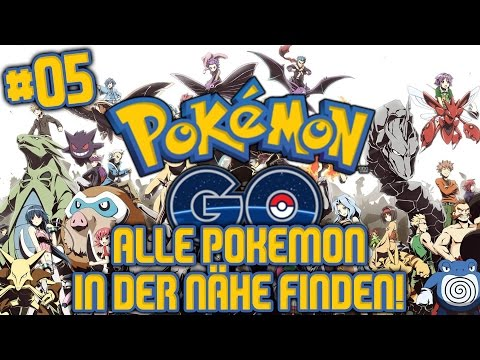 POKEMON GO [Deutsch] Gameplay #05★ POKEVISION: ALLE POKEMON FINDEN ★Let's Play POKEMON GO Deutsch
