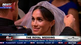 FULL CEREMONY: Prince Harry and Meghan Markle Royal Wedding