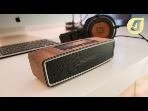 Aus Holz? Bose SoundLink Mini II im Test (Review) - Deutsch