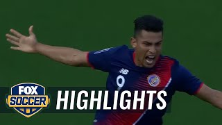 SUBSCRIBE to get the latest FOX Soccer content: https://www.youtube.com/user/Foxsoccer?sub_confirmation=1 Ariel Rodriguez makes it 1-0 against French Guiana....