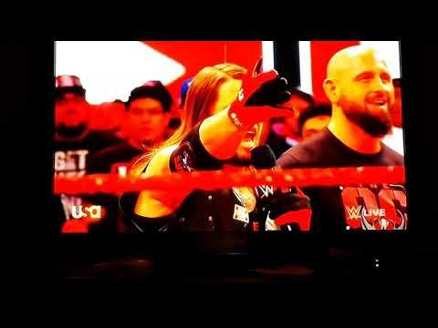 Raw: The O.C., Seth Rollins, Braun Strowman and Stone Cold Segment