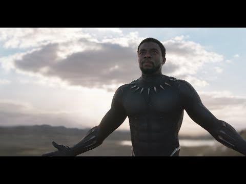 Marvel s Black Panther Official Teaser Trailer