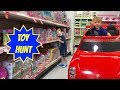 TOY HUNT Toys R Us with Fizzy Kid Power Wheels Minions LOL Surprise