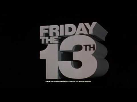 Friday the 13th Movie Titles (1980-2009)