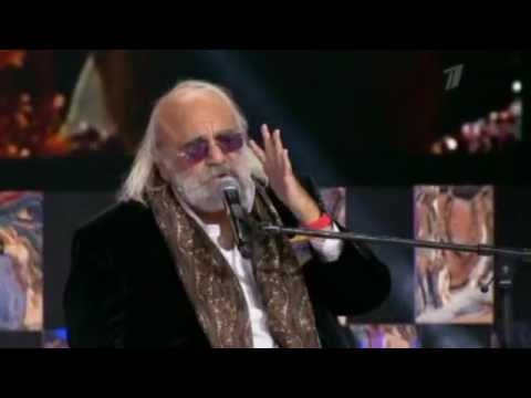 Demis Roussos - Goodbye My Love (Moscow, 1tv, 24-11-2012)