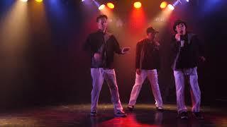 DELTRIX (がんそ & Bummei & Genta) – Raise up Team showcase
