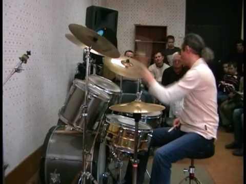 2007-April-5 Творческая встреча с Сергеем Григоряном / Sergey Grigoryan Master Class