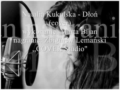 Tekst piosenki Marta Bijan - Dłoń po polsku