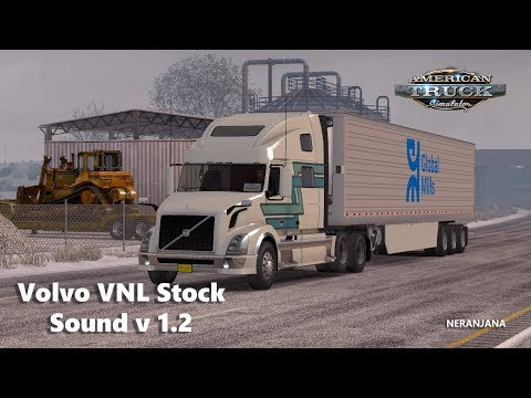 VOLVO VNL STOCK SOUND v1.2